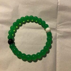 Green Lokai Bracelet M